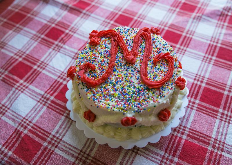 Madison's Cake Smash