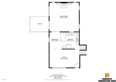 Schematic Floorplan