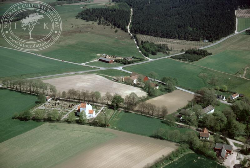 Ravlunda Church (1985). | LH.0002