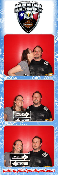 American Eagle Harley Holiday Party