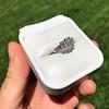 1.15ctw Emerald Cut Diamond Trilogy Ring 22