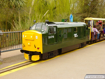 Paignton Zoo Miniature Railway