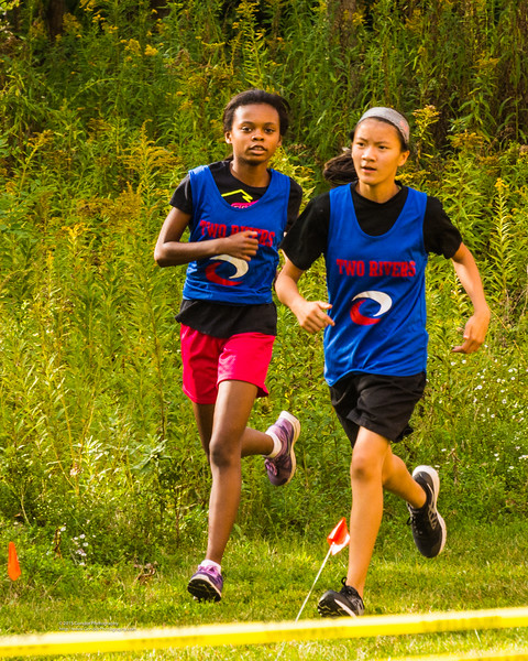 Two Rivers Cross Country First Meet