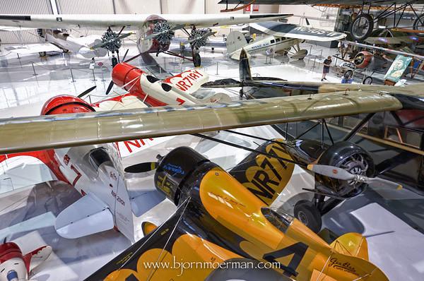 Fantasy of flight, Chino CA, USA