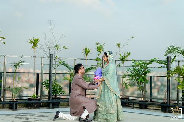 Nuha & Faiaz Engagement