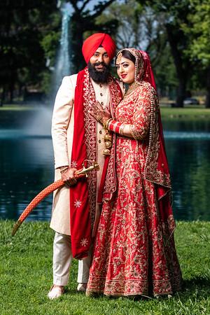 Manvir + Rajbeer