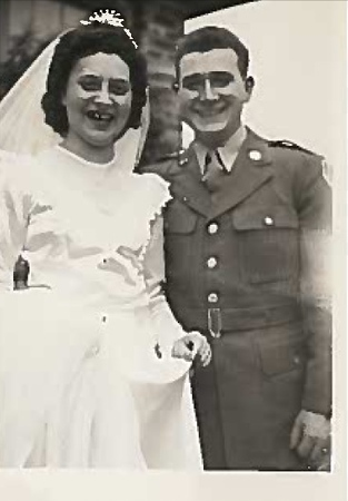 100th- Marriage April 10 1944