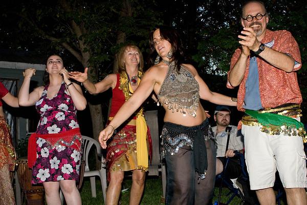 Group Dancing