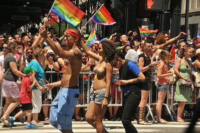 GAY  PRIDE  PARADE  NYC  2014  (1)