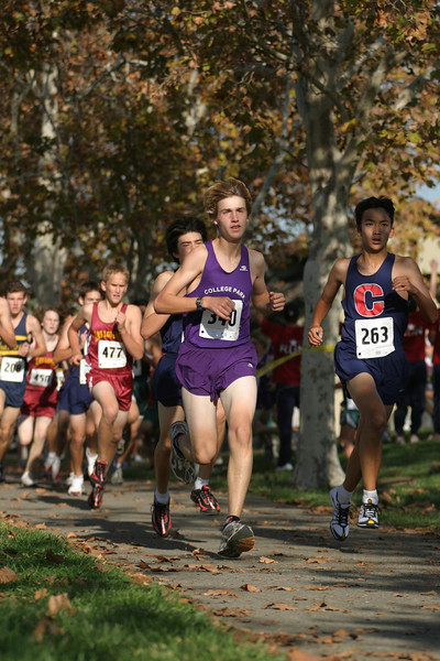 DFAL Cross Country Finals 2007