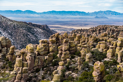 Chiricahua National Monument 2020