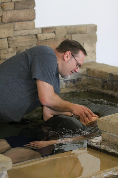 Baptism - December 3, 2017