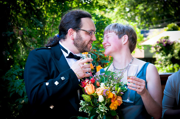 Post-Ceremony (Donna & Rob)
