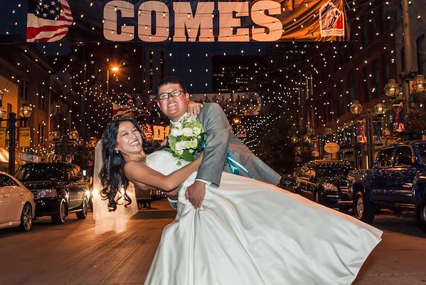 Greg & Shafiqa's Wedding