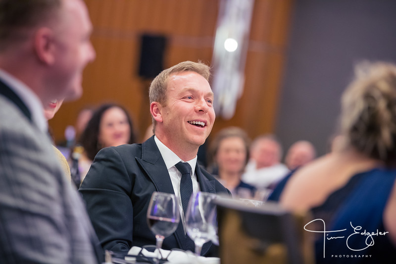 SAMH Sir Chris Hoy Celebration Dinner