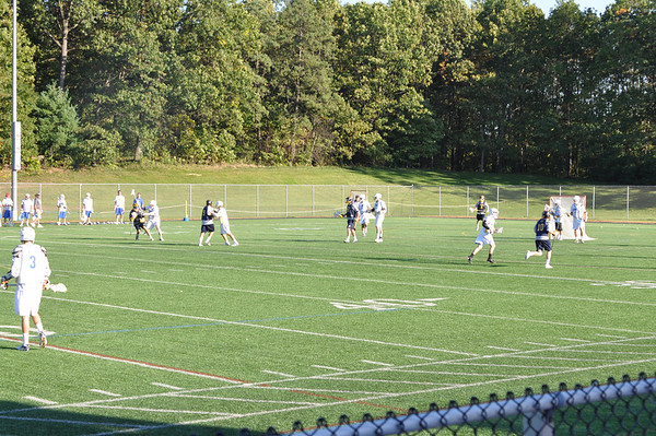 Merrimack Fall Ball vs WNEC