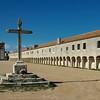 Cabo Espichel Monastery, Sesimbra, Portugal