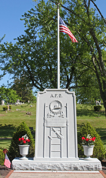 Amesbury, MA Firefighters Memorial