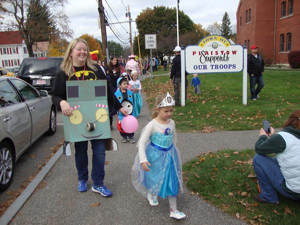 Pollard Halloween Parade Vol. 1