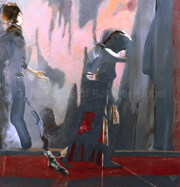 Rehearsal - Sadlers Wells (2002)