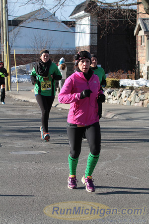 5K Finish Gallery 3 - 2014 Kona St. Patrick's Day Run