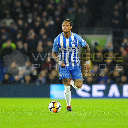 Brighton & Hove Albion v Crystal Palace (FA Cup 3rd round) 08 - 01 - 18
