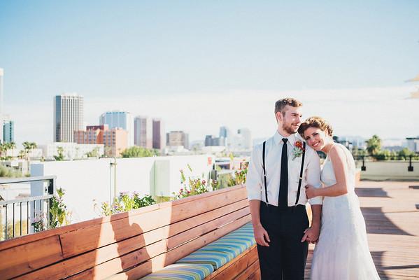 TJ + Andi   A Wedding Story