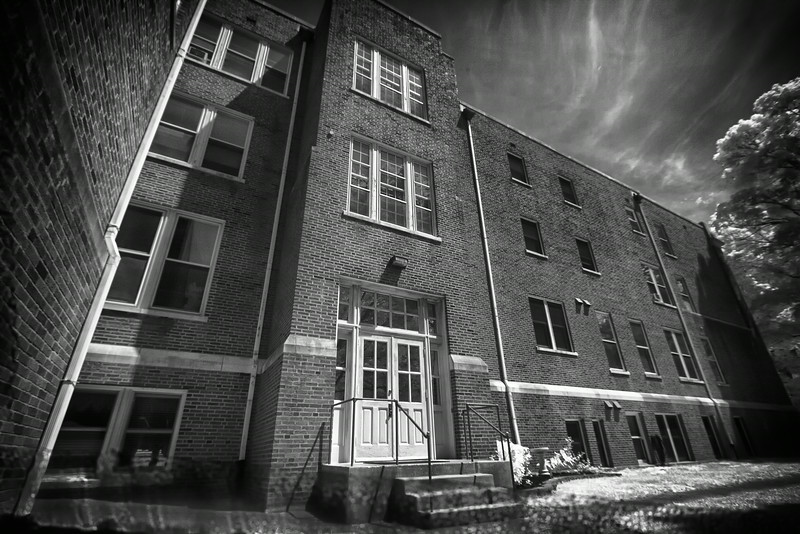 South Courtyard BW.jpg