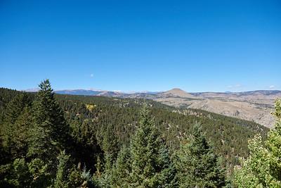 Boulder Aspen Hike, September 25, 2016