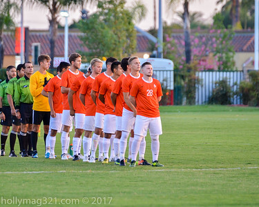 Sept 7, 2017 Men's Soccer v UCSD