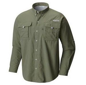 Columbia Men's PFG Bahama II Long-Sleeve Shirt - Best Men's Safari Shirt