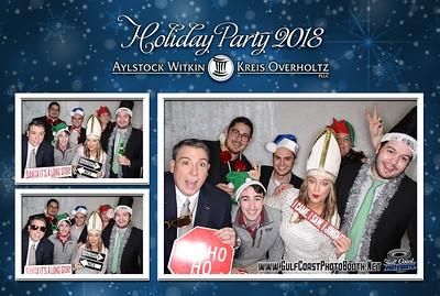 Aylstock Witkin Kreis & Overholtz Christmas 2018