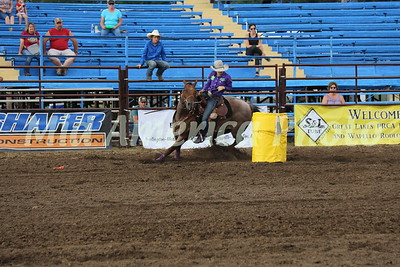 2018 Wapello Rodeo (Saturday)