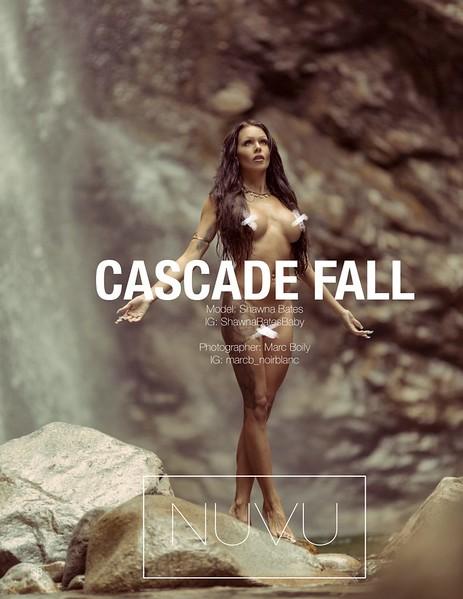 NUVU Magazine   Book 7  Shawna Bates   Cascade Fall  04.2017