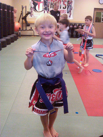 Ian Kickboxing