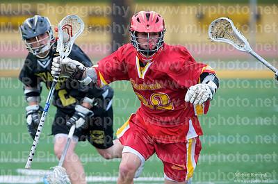 Lacrosse, Boys H.S. Freshman, St Anthonys Vs Chaminade, 04-30-09