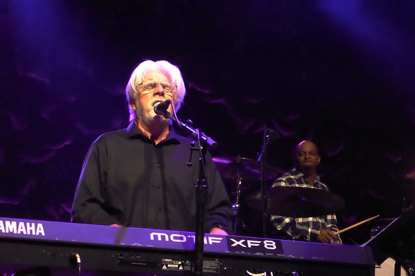 Michael McDonald and Friends - Christmas Jam 2016