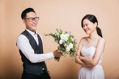 Pre-wedding | Ting + David
