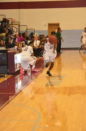 Carver vs Spencer Basketball