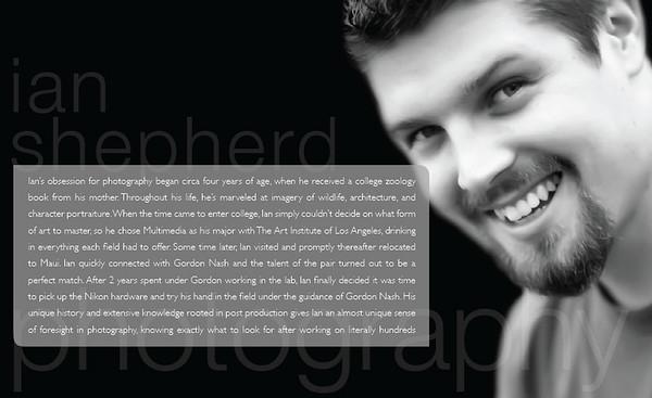 Ian Shepherd, Maui Wedding Photographer
