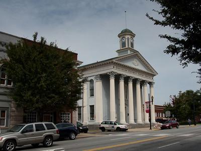 Lexington NC - October 2009