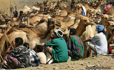 Ethiopia.12.Markt van Bati