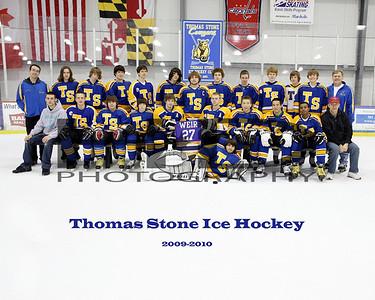 Thomas Stone Ice Hockey 2009-2010