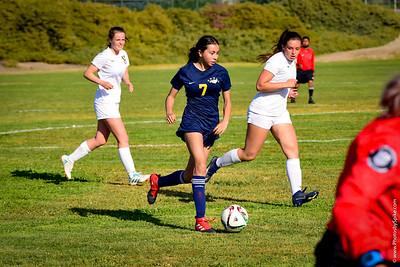 AGHS Girls JV Soccer vs SLO