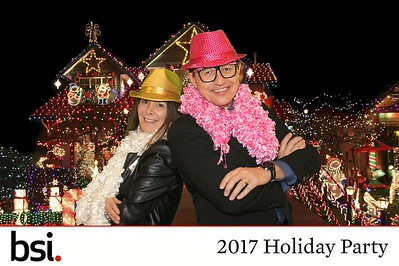 BSI Holiday Party 2017