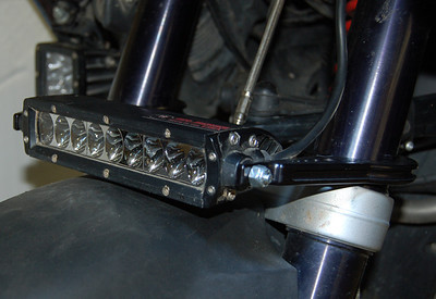BDCW New Fork Mount for BWM R1200GS / GSA