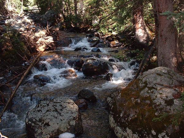 North Ten Mile Trail - 2002