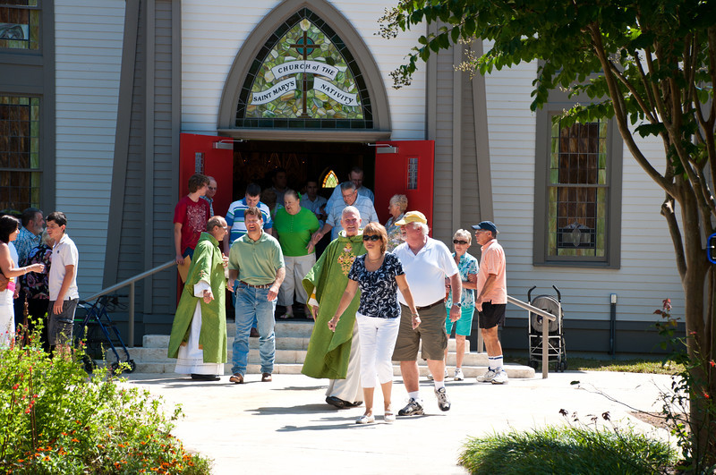 2010 St. Mary's Homecoming Bazaar