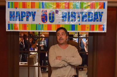 Pat McGovern's 50th Birthday