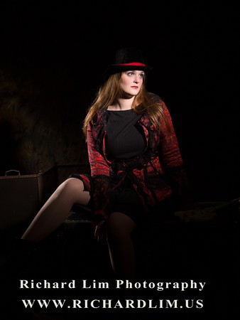 2013-12-12-Mary Whitt in studio